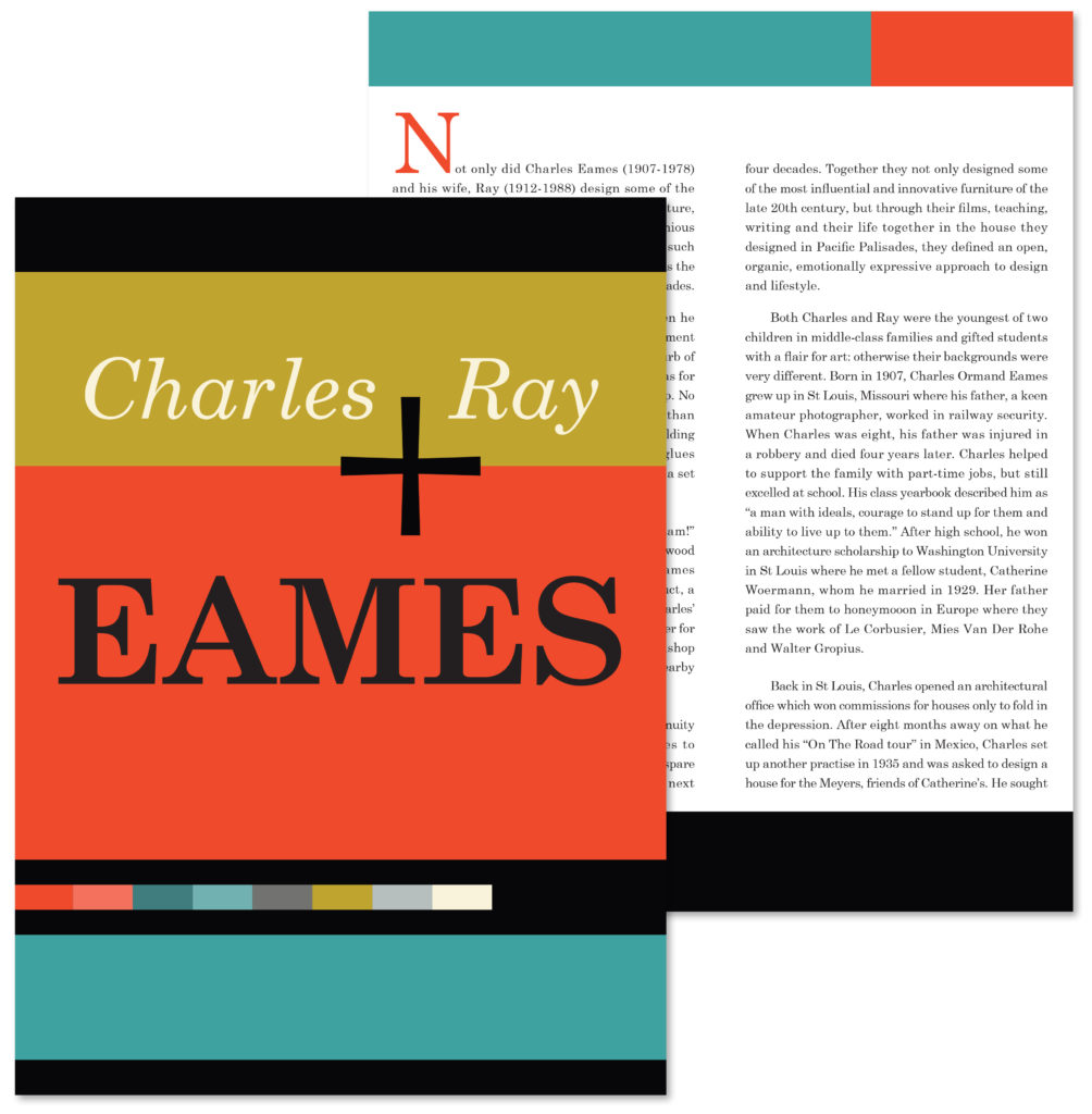 Eames Layout